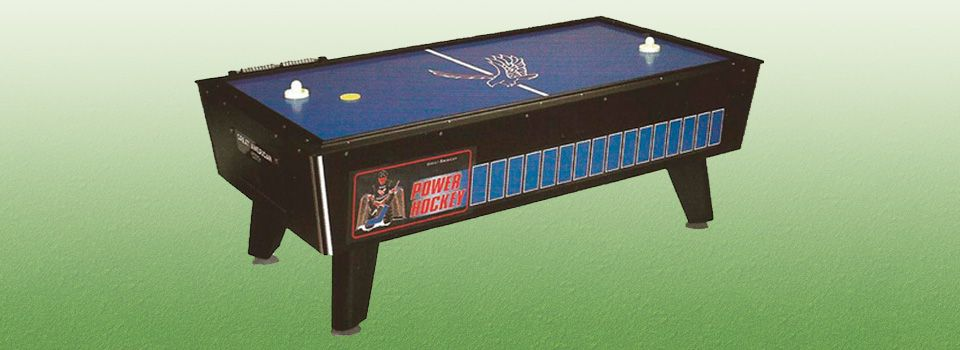 table d'air-hockey