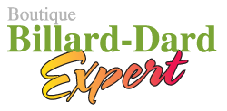 Boutique Billard-Dard Expert logo